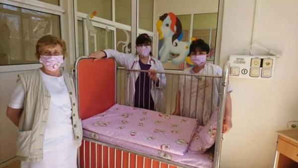 Гражданска инициатива в помощ на детското отделение в болницата