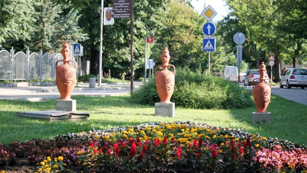 Кръстовището при Санаториума