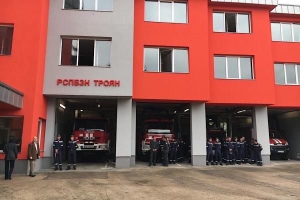 Кратка статистика за дейността на РСПБЗН Троян във връзка със седмицата за пожарна безопасност