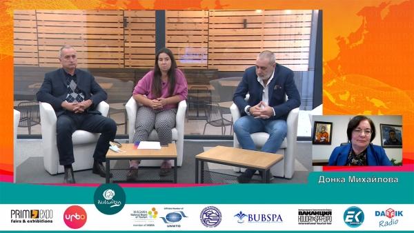 """Кметът Михайлова участва в онлайн изданието """"Ваканция и Спа"""" (видео)"""