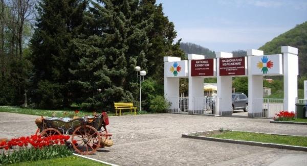 Националното изложение на художествените занаяти и изкуствата - с. Орешак