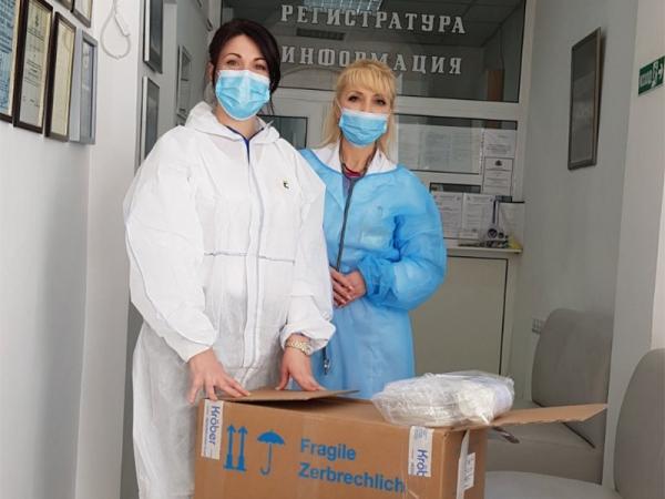Със средства от дарителската кампания закупиха кислороден концентратор