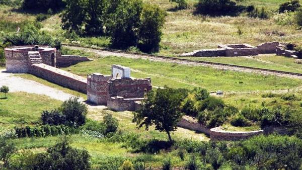 Древната римска крепост