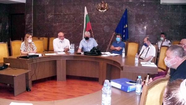 Областна комисия категоризира язовирите по степен на опасност, КОС 1 и КОС 2 в Троян с първа степен