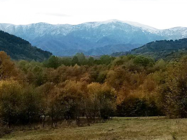 Изглед към връх Ботев