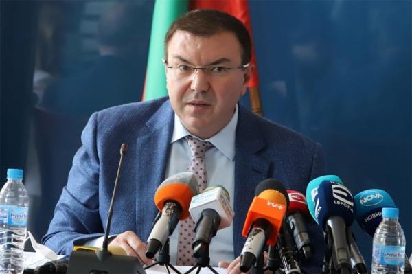 Проф. д-р Костадин Ангелов - Министър на здравеопазването