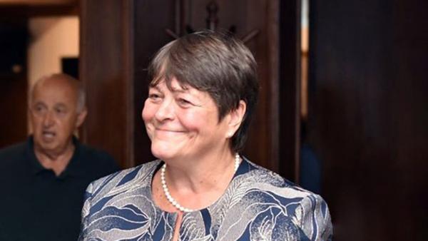 Д-р Валентина Александрова - народен представител в  44-то Народно събрание